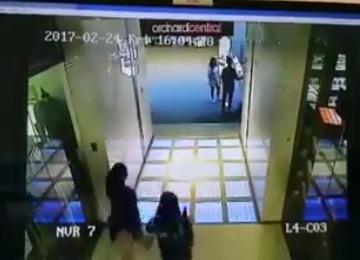 【動画あり】 オーチャードセントラル、17歳少年落下事件。