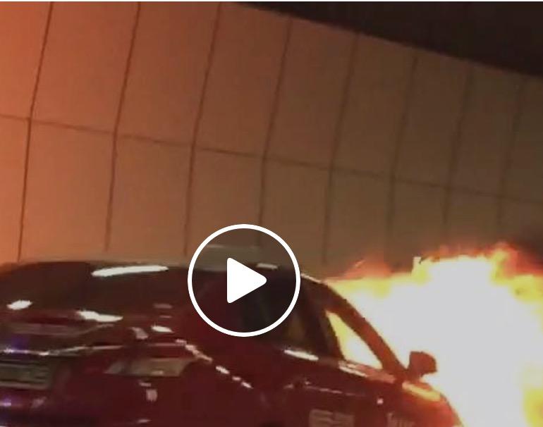【動画】 今日のMCE高速道路、、激混みかと思ったら爆発w