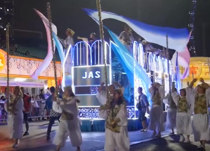 シンガポールチンゲイパレード 2018年が無事終え、大成功!! 日本人会の皆様お疲れ様です!