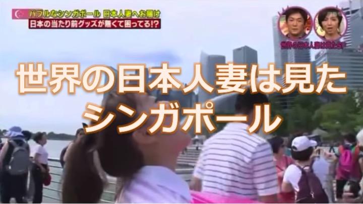 世界の日本人妻シンガポール版! その2