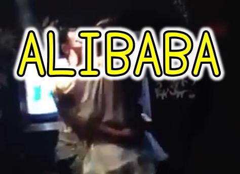 ALIBABA大社長、KTVでノリノリ。 ALIBABA Boss Happy Time in KTV