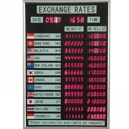 シンガポール両替所