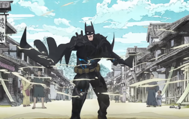 Batman and ninja is same lor [vid]