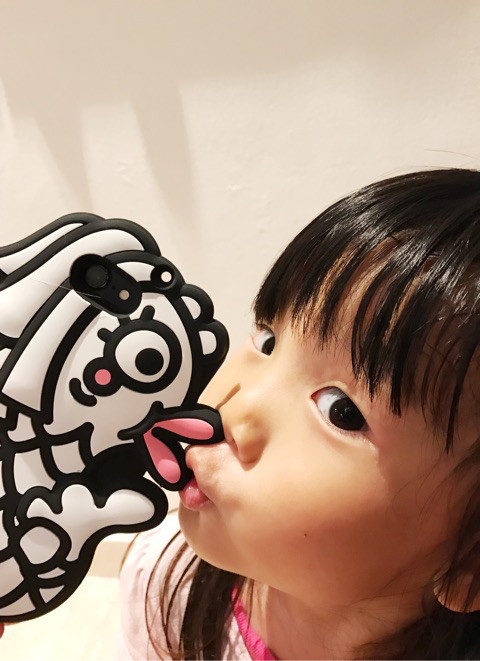 【日記ちゃんブログ】 ILIGHTマリーナベイ と マーライオンiPhoneケース