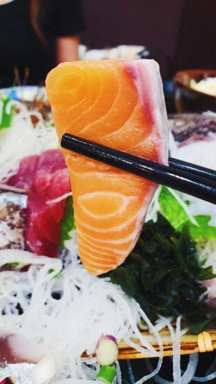 シンガポール魚王 鮮魚6点盛り