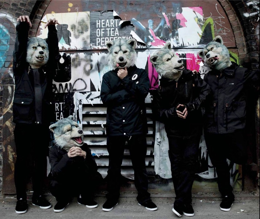 Man With A Mission シンガポールライブ! Live in Singapore!