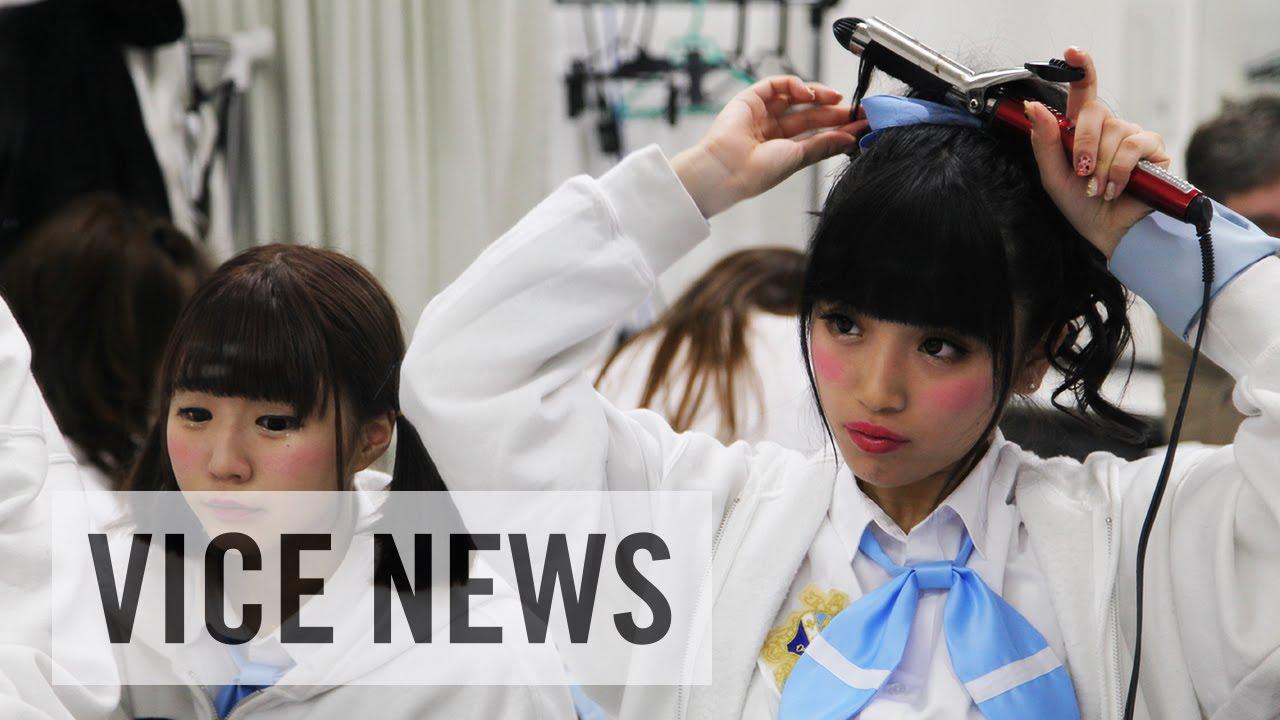 【VICE JAPAN】Schoolgirls for Sale in Japan