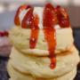シンガポールリズラボ パンケーキ 、期間限定(10月20日まで)の日本のパンケーキ屋さん!お早めに!!