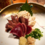 シンガポール焼鳥 KAZU カッページ で 生の鶏 食べれるんだね!